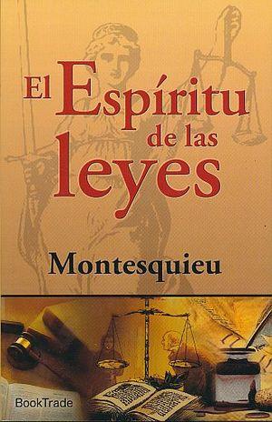 ESPIRITU DE LAS LEYES, EL