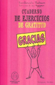 CUADERNO DE EJERCICIOS DE GRATITUD