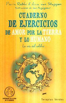 CUADERNO DE EJERCICIOS DE AMOR POR LA TIERRA Y LO HUMANO