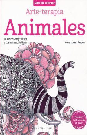 ARTE TERAPIA ANIMALES