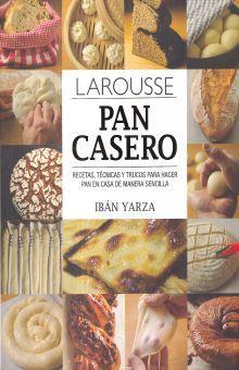 LAROUSSE PAN CASERO