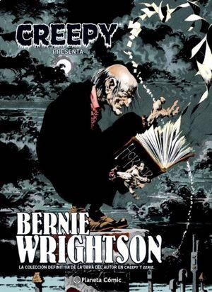 Creepy Bernie Wrightson / pd.
