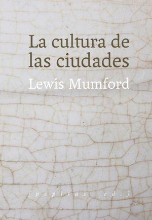 La cultura de las ciudades / pd.
