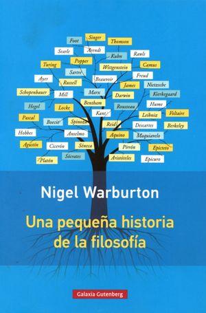 UNA PEQUEÑA HISTORIA DE LA FILOSOFIA