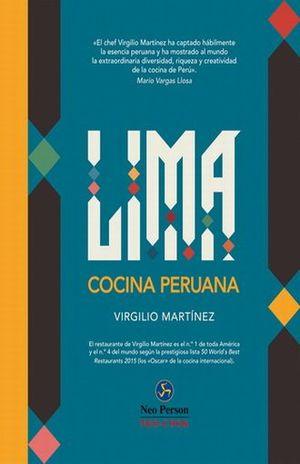 LIMA. COCINA PERUANA / PD.