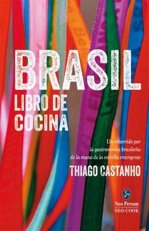 BRASIL. LIBRO DE COCINA / PD.