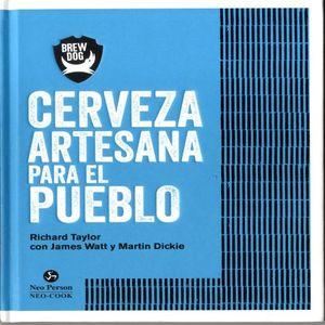 CERVEZA ARTESANA PARA EL PUEBLO / PD.