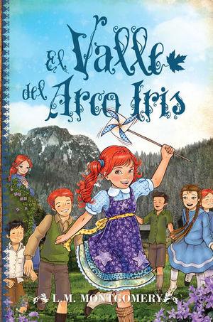 VALLE DEL ARCO IRIS, EL / ANA LA DE LAS TEJAS VERDES 7