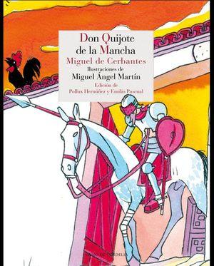 Don Quijote de la Mancha / 2 vols.