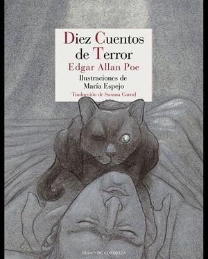 Diez cuentos de terror / pd.