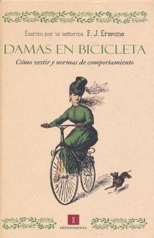 DAMAS EN BICICLETA / PD.
