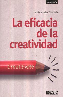 EFICACIA DE LA CREATIVIDAD, LA. CREACTIVATE