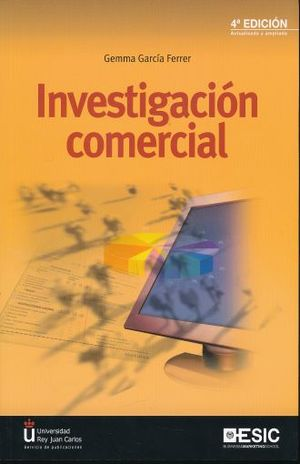 INVESTIGACION COMERCIAL / 4 ED.