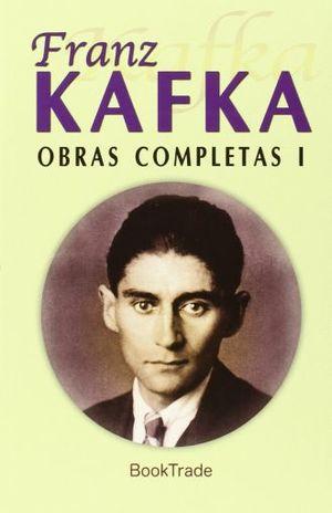 FRANZ KAFKA OBRAS COMPLETAS /  4 TOMOS
