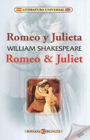 ROMEO Y JULIETA (EDICION BILINGUE)