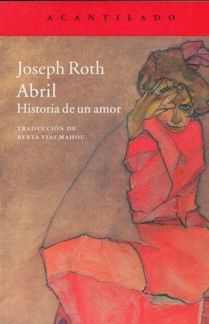 ABRIL. HISTORIA DE UN AMOR