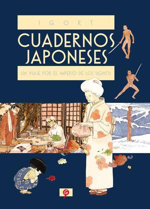 CUADERNOS JAPONESES. UN VIAJE POR EL IMPERIO DE LOS SIGNOS