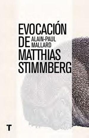 EVOCACION DE MATTHIAS STIMMBERG / PD.