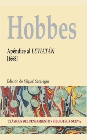 APENDICE AL LEVIATAN 1668