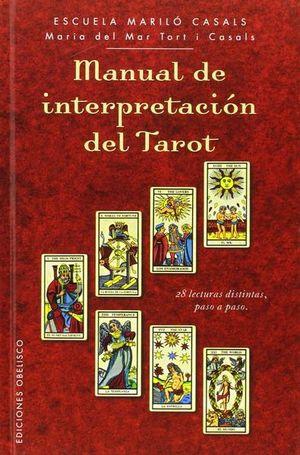 MANUAL DE INTERPRETACION DEL TAROT / PD.
