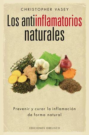 ANTIINFLAMATORIOS NATURALES, LOS