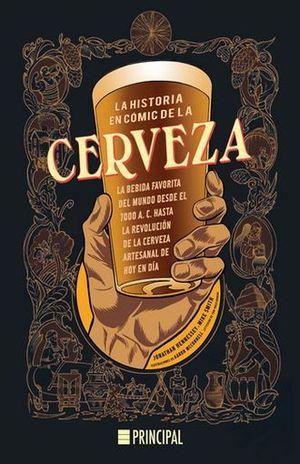 HISTORIA EN COMIC DE LA CERVEZA, LA