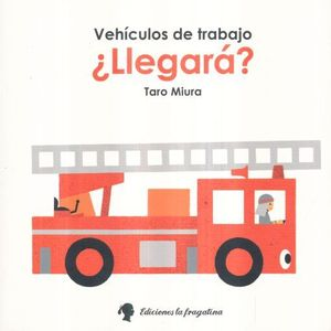 LLEGARA / VEHICULOS DE TRABAJO / PD.