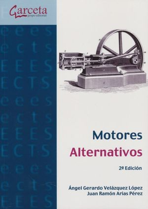 Motores alternativos / 2 ed.