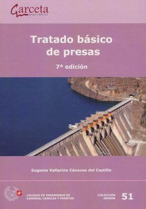 Tratado básico de presas / 7 ed.