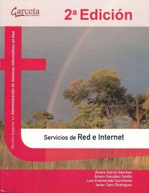 Servicios de Red e Internet / 2 ed.