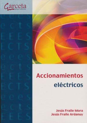 Accionamientos eléctricos