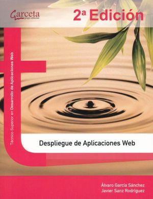 Despliegue de aplicaciones Web / 2 ed.