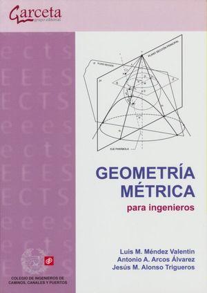 Geometría métrica para ingenieros