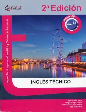 Inglés técnico / 2 ed.