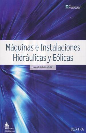 MAQUINAS E INSTALACIONES HIDRAULICAS Y EOLICAS