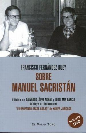 SOBRE MANUEL SACRISTAN