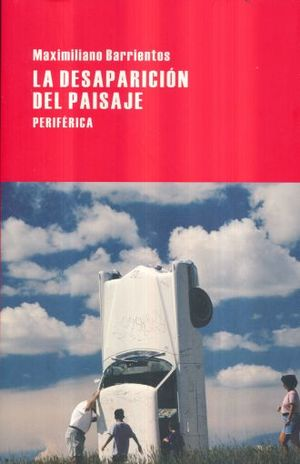 DESAPARICION DEL PAISAJE, LA