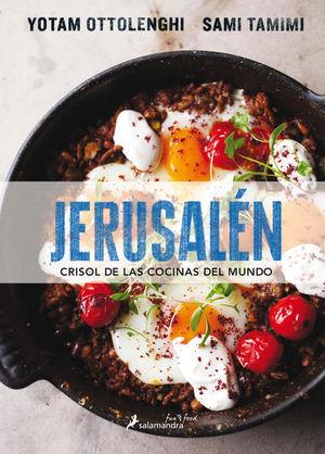 JERUSALEN. CRISOL DE LAS COCINAS DEL MUNDO / PD.