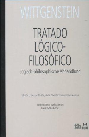 TRATADO LOGICO FILOSOFICO. LOGISCH PHILOSOPHISCHE ALBHANDLUNG