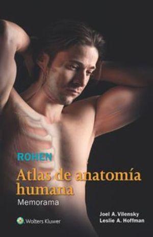 ATLAS DE ANATOMIA HUMANA (INCLUYE MEMORAMA)