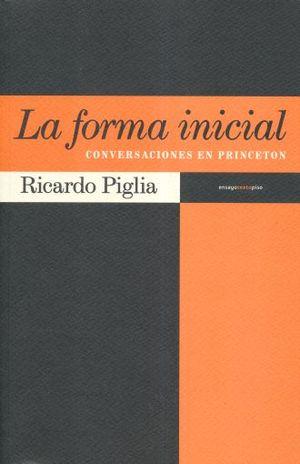 FORMA INICIAL, LA. CONVERSACIONES EN PRINCETON