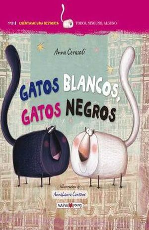 GATOS BLANCOS GATOS NEGROS / PD.