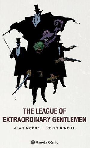 THE LEAGUE OF EXTRAORDINARY GENTLEMAN / 2 ED. / PD.
