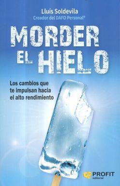 MORDER EL HIELO