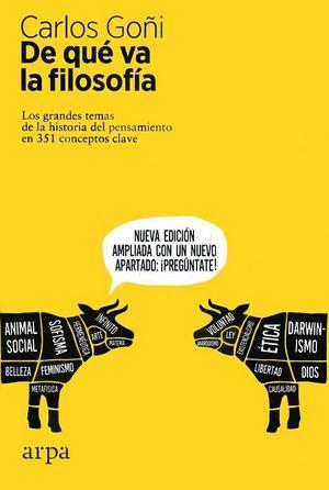 De qué va la filosofía / 4 ed.