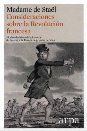 CONSIDERACIONES SOBRE LA REVOLUCION FRANCESA