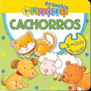PEQUEÑOS PUZLES. CACHORROS / PD.