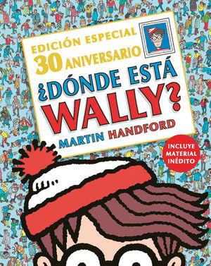 DONDE ESTA WALLY (EDICION ESPECIAL 30 ANIVERSARIO) / PD.