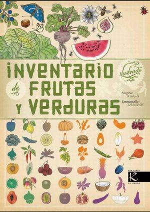 INVENTARIO ILUSTRADO DE FRUTAS Y VERDURA / PD.