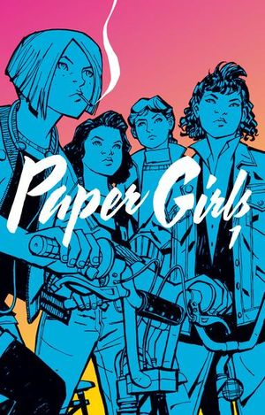 Paper girls #1 / pd.